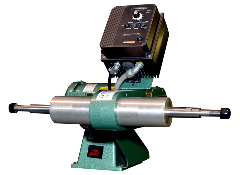 Model 1001 Polishing Lathe Variable Speed Buffer Product