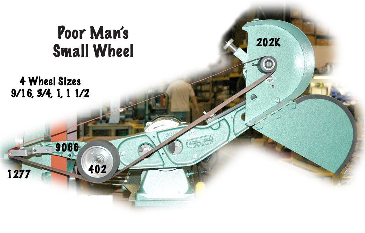 Setting up your 1277 small wheel arm