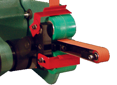 Model 482 2 X 48 Three Wheel Belt Grinder Product Details