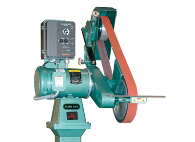 Model 960-272 shown with optional pedestal and optional variable speed