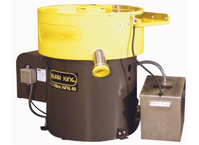 Vibra KING 40 shown with Filter PAK 4000 (Filter PAK 4001 replaces Filter PAK 4000)