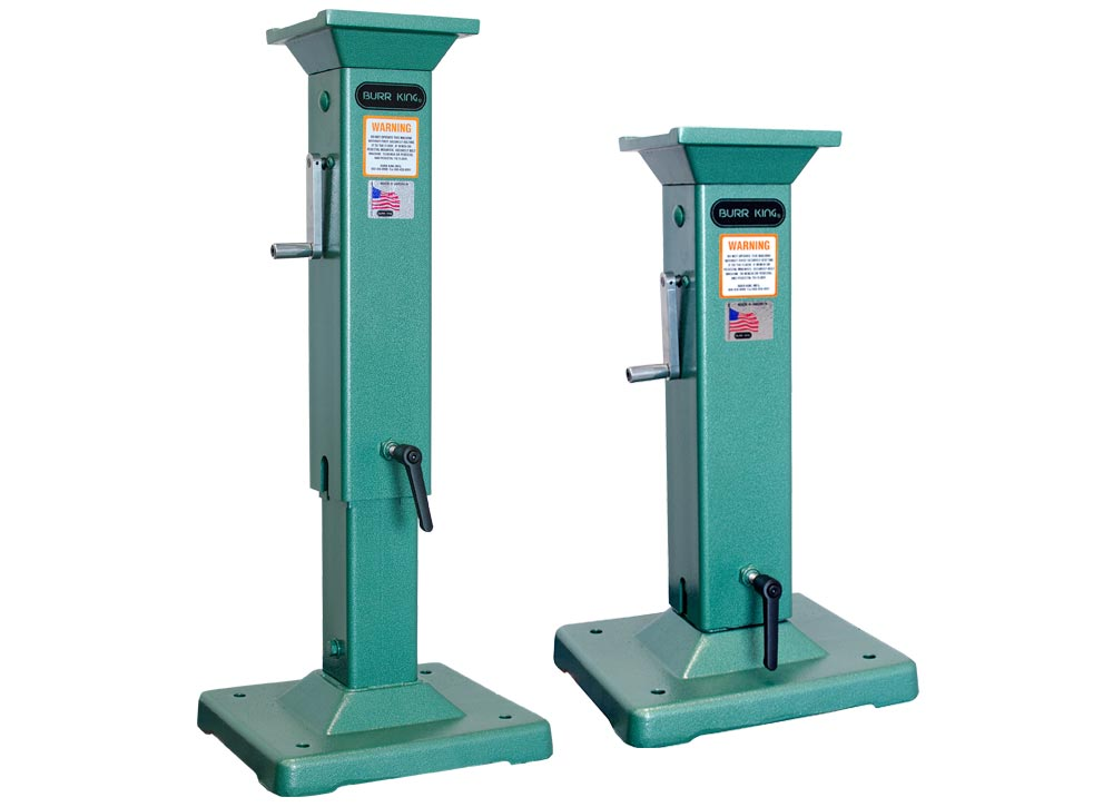 02-10 Adjustable Pedestals