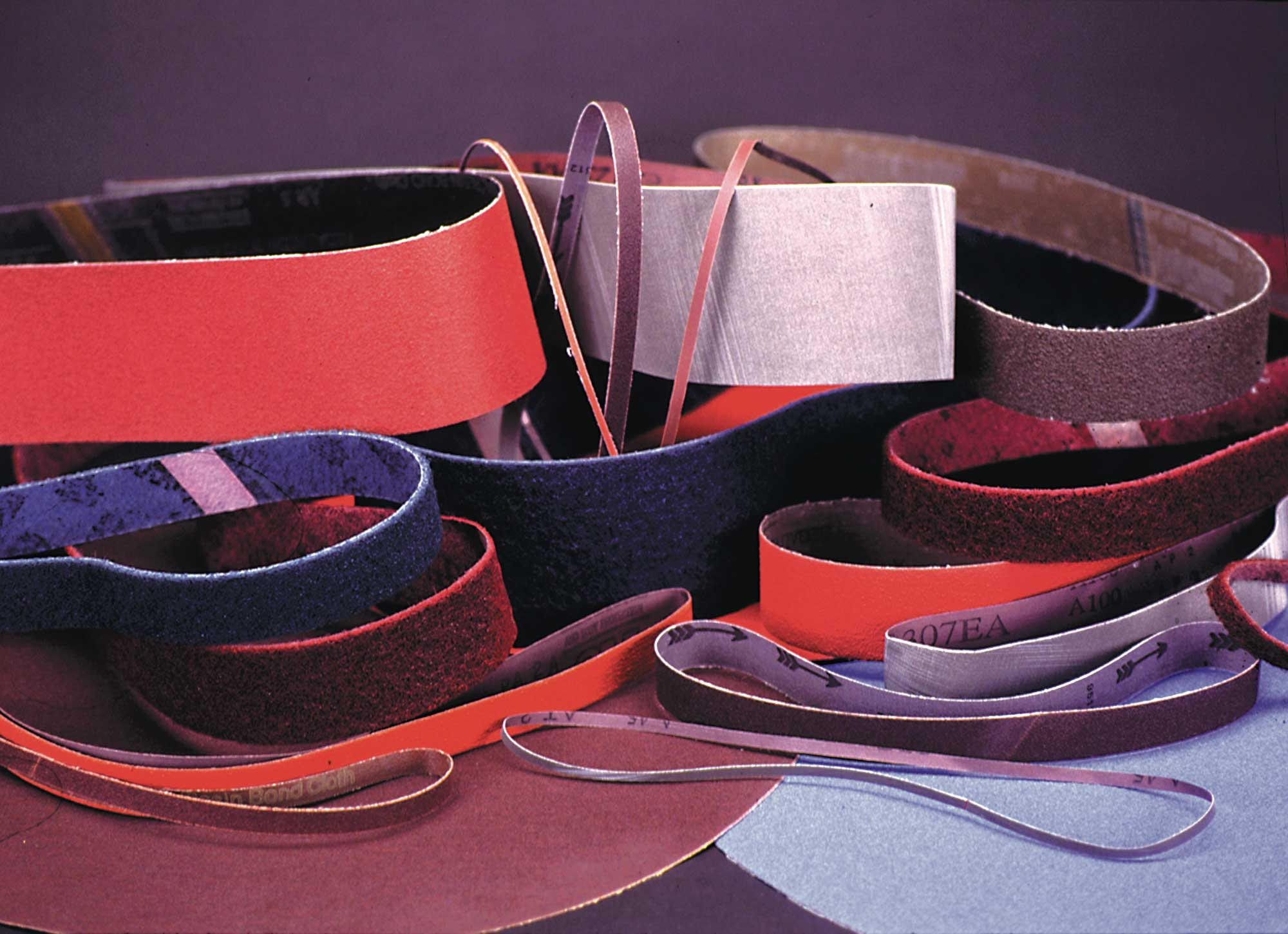 Abrasive belts of all sizes available for your belt grinder
