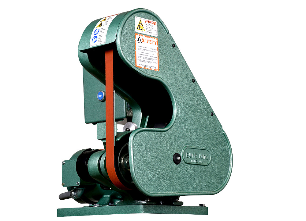 56303 Model 562 Belt Grinder / Sander features a 1` x 42` belt and a 3/4 HP motor.  All Model 562s come with an adjustable workrest.