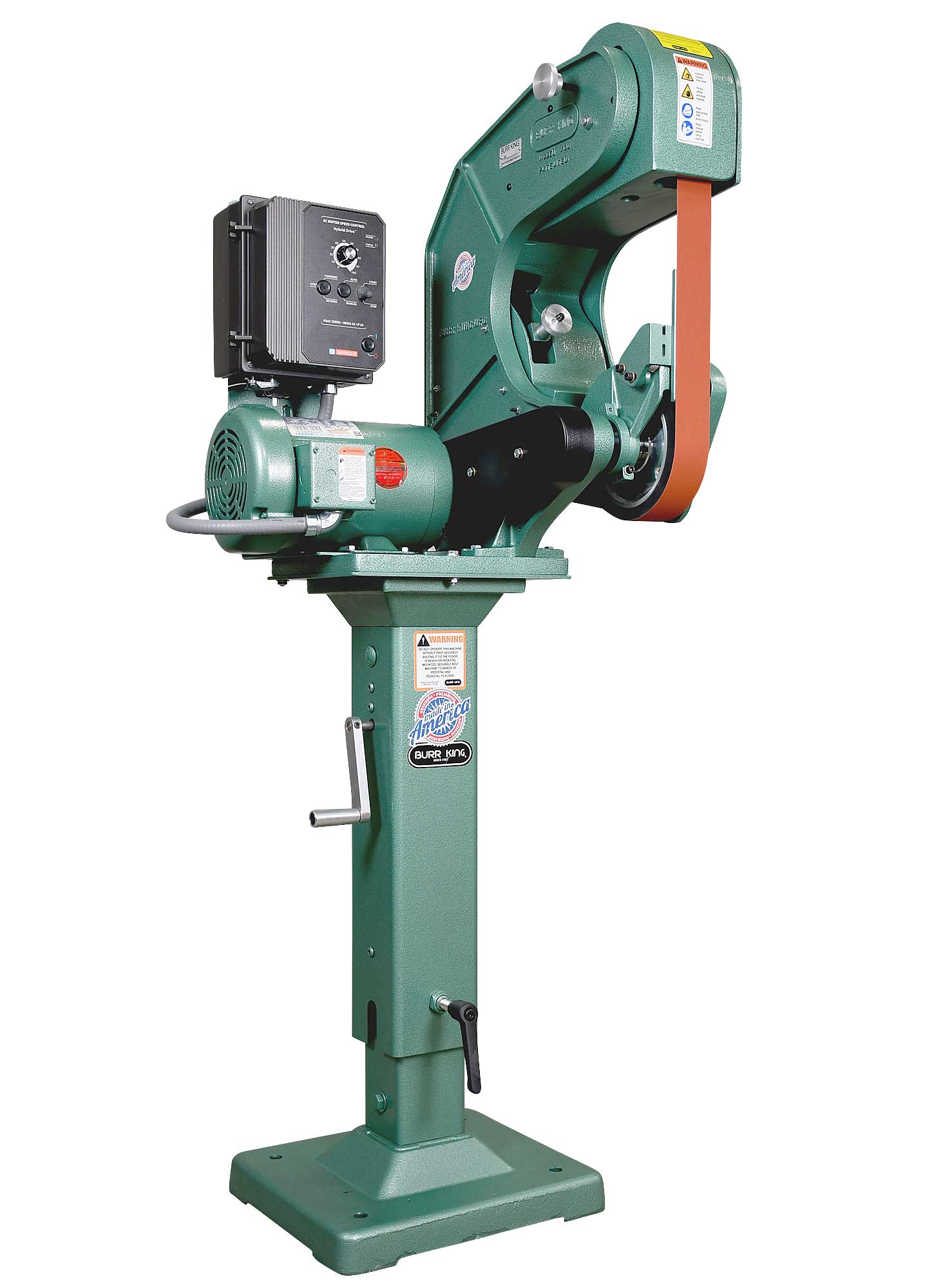 77210 shown with optional adjustable pedestal (01-10)
