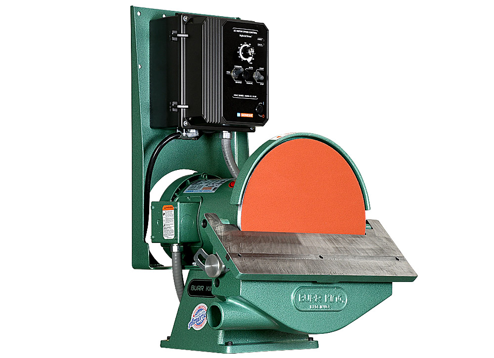 Variable Speed 12` Disc Grinder