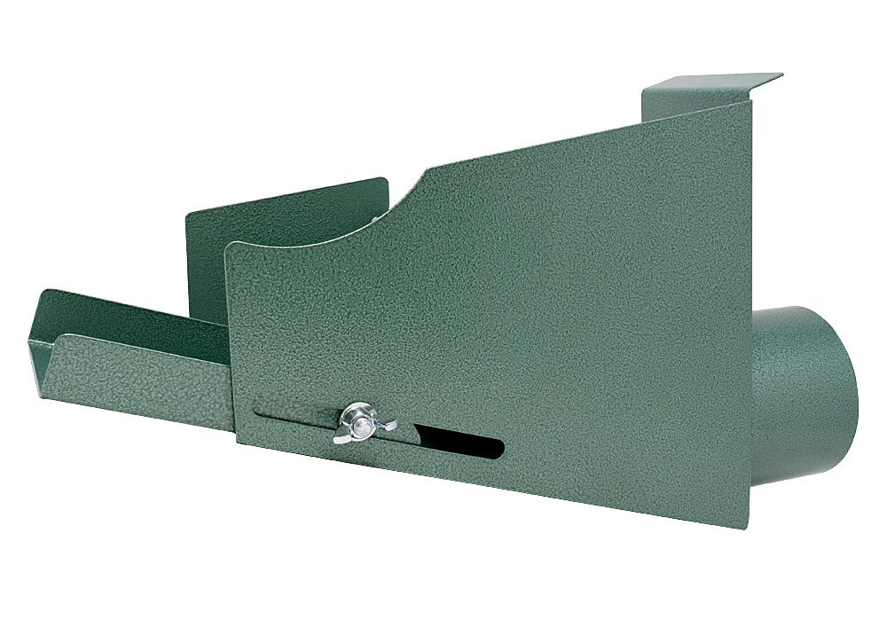 DS4 dust scoop for the M482 2 x 48 belt grinder