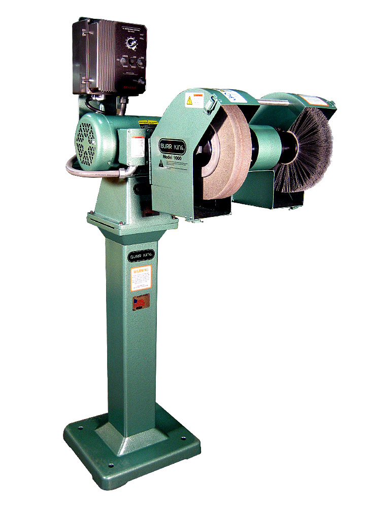 14420 M1000 shown on optional 02 fixed height pedestal.  Adjustable pedestal is also available