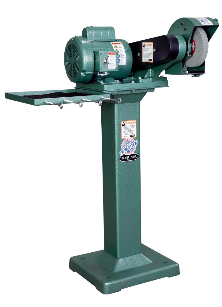 Model 600 Deburring & Polishing Machines - Product Details