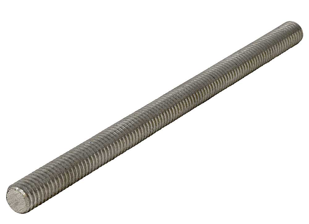 1502-1 Threaded Shaft with 3/8-16-1A thread