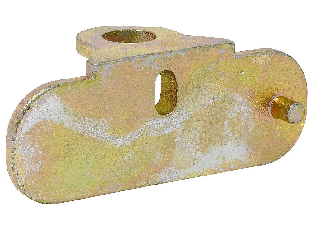 410 tracking bracket used on the 562 & 482 belt grinder.  Rear view
