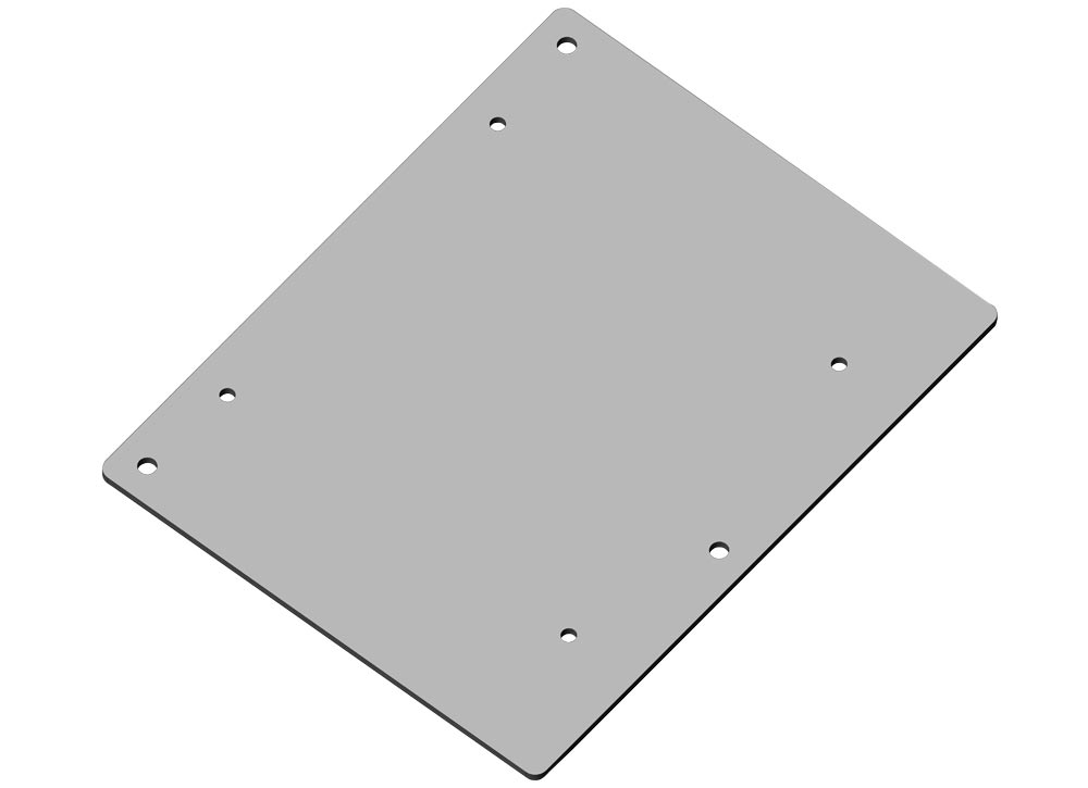 746A Adapter Plate for Burr King pedestals