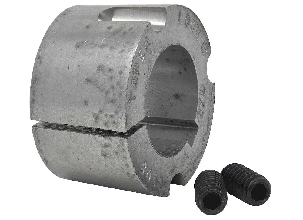 948 - 7/8` arbor tapered bushing used with the 933 sheave